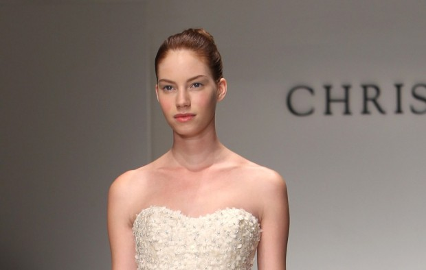 Christos Bridal Fall 2012