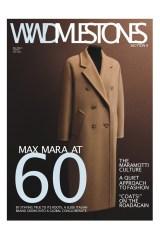 WWD Milestones Max Mara at 60