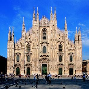 Milan's Duomo.