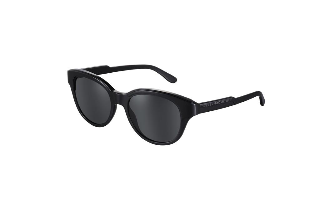 A pair of Stella McCartney sunglasses.