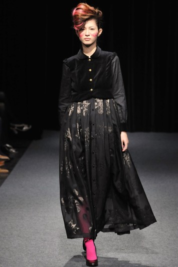 Junya Tashiro RTW Spring 2012.