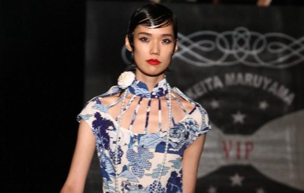 Keita Maruyama RTW Spring 2012