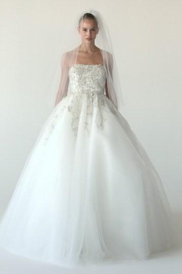 Marchesa Bridal Fall 2012