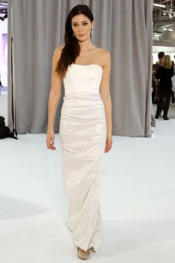 Nicole Miller Bridal Spring 2012