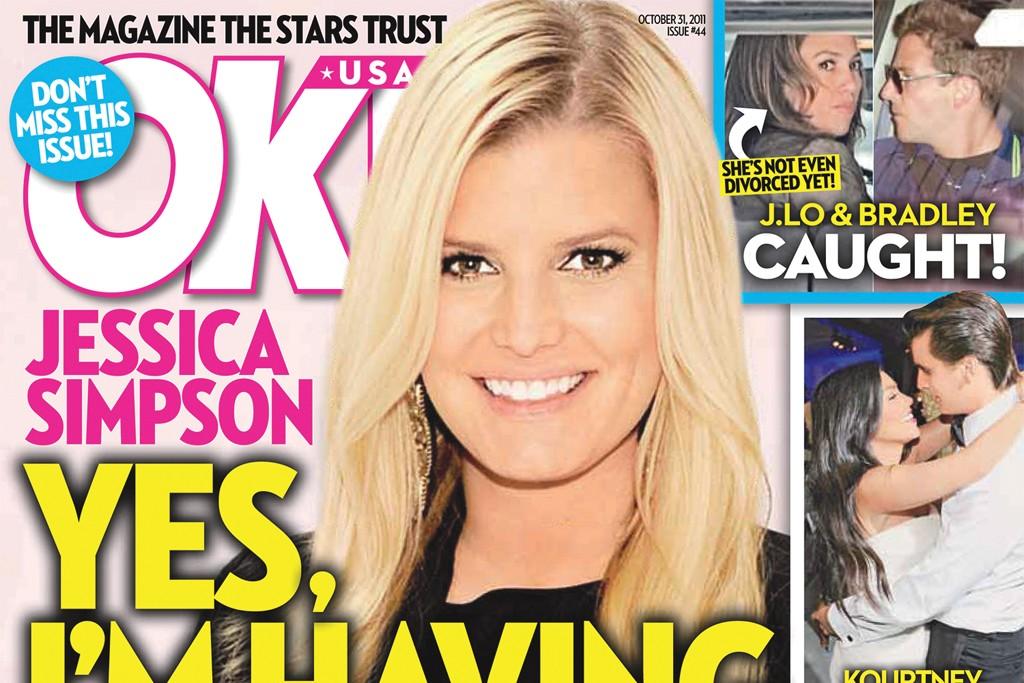 Cover of Ok Magazine