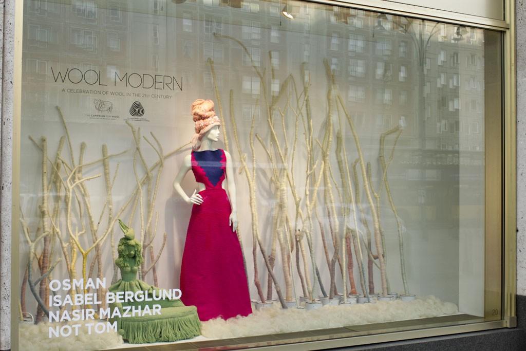 Wool Modern at Galeria Kaufhof