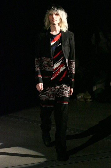 Yoshio Kubo Men's RTW Spring 2012