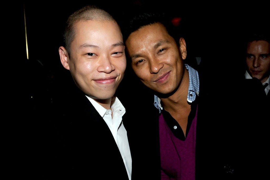 Jason Wu and Prabal Gurung