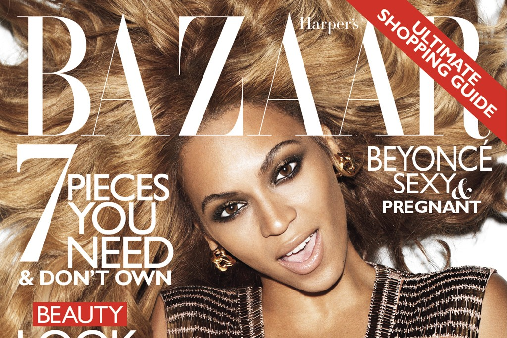 Cover of Harpers Bazzar