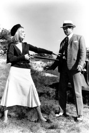 Bonnie & Clyde, circa 1970.