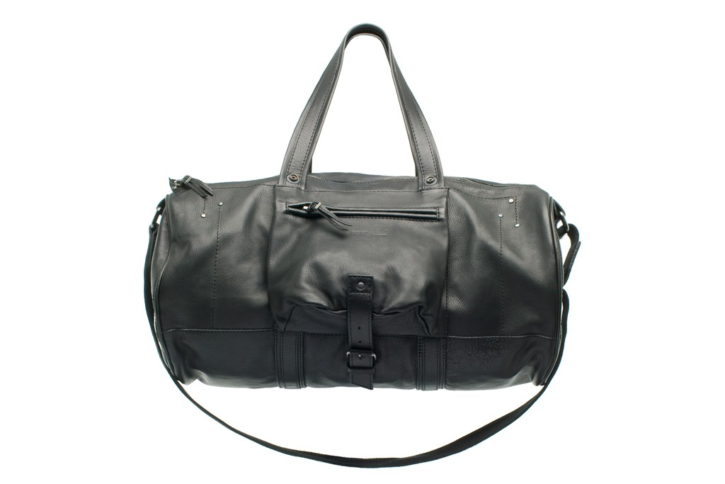 The Diego duffel bag from the new Jérôme Dreyfuss men's accessories line.