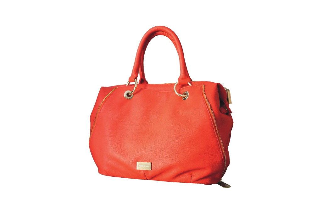 A bag from Guest's spring collection.