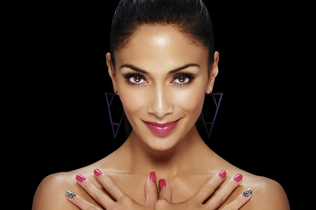 Nicole Sherzinger for Broadway Nails.