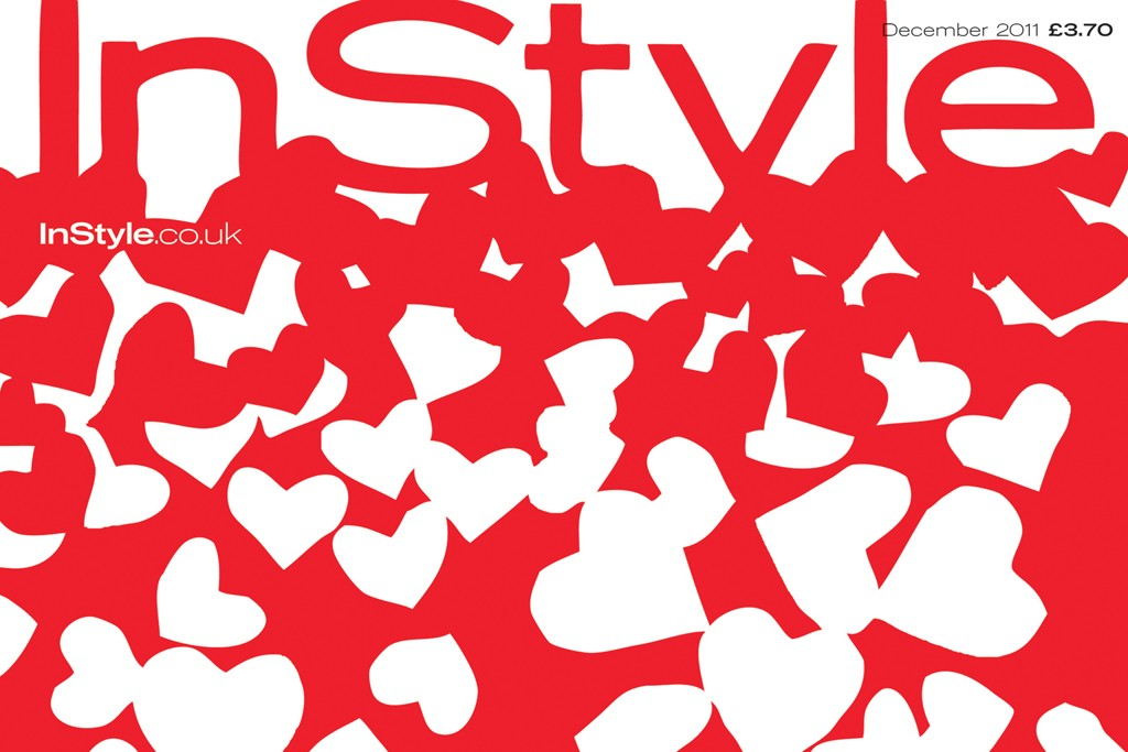 Limited-Edition InStyle cover by Diane Von Furstenberg