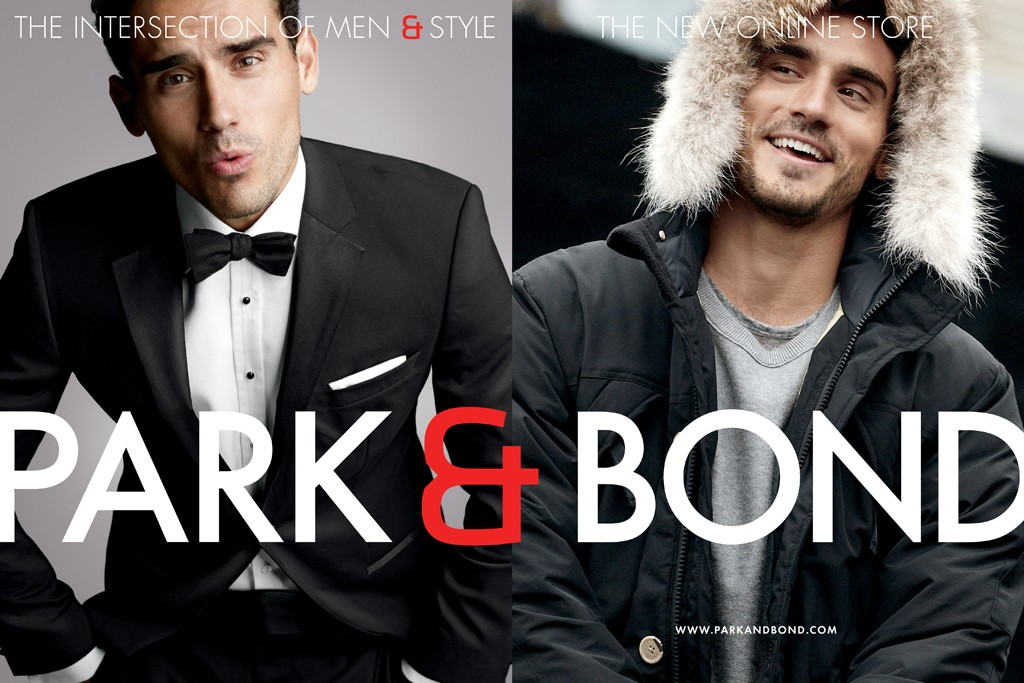 The Park & Bond GQ insert