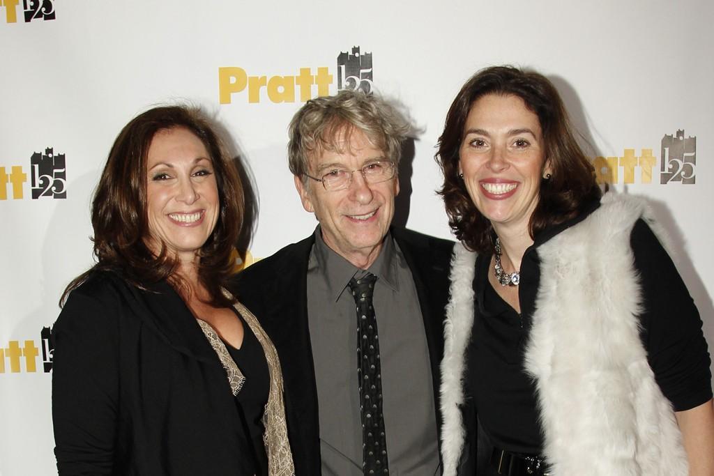 Marjorie Kuhn, William Wegman and Amy Cappellazzo