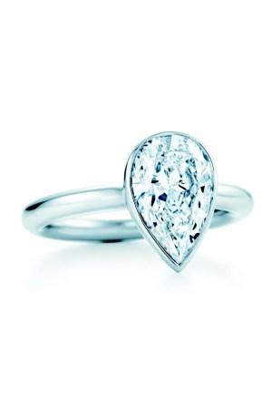 Tiffany & Co.'s Bezet ring.