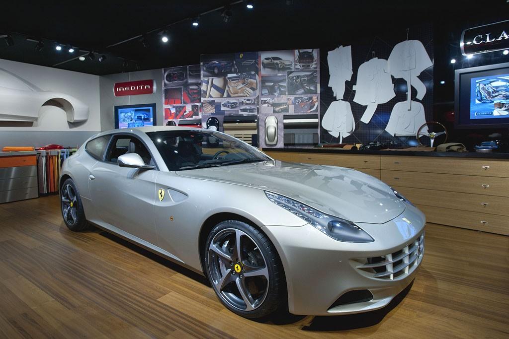 A limited edition Ferrari.