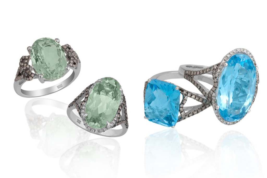 A Look at the Badgley Mischka Fine Jewelry collection.