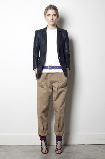 Boy by Band of Outsiders Pre-Fall 2012