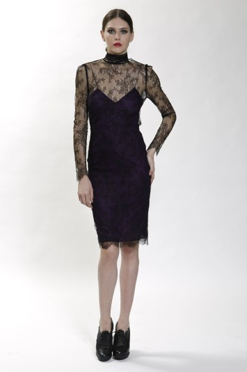 Catherine Malandrino Black Label Pre-Fall 2012