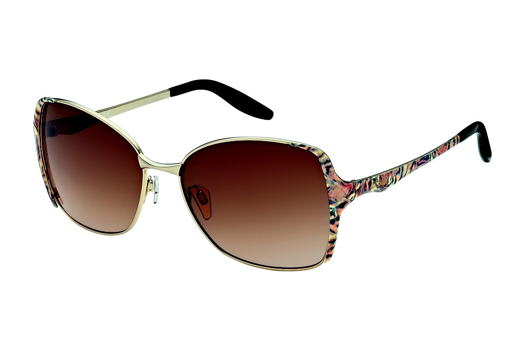 Sunglasses from Cavalli's new collection.