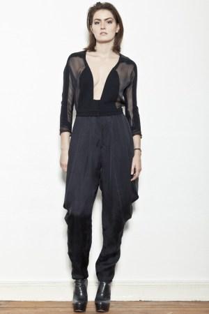 The single jumpsuit is the winner by Elena Blank