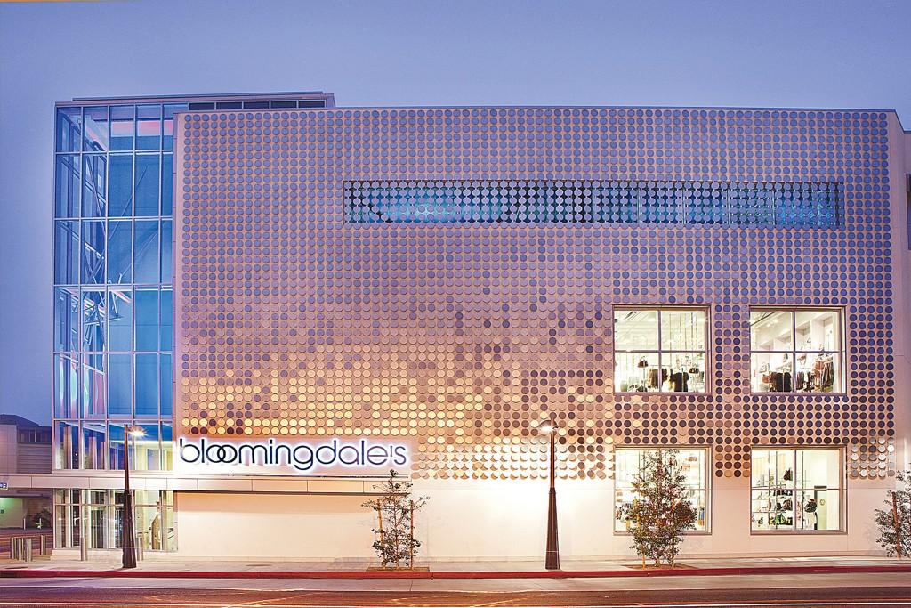 Bloomingdale's in Santa Monica.