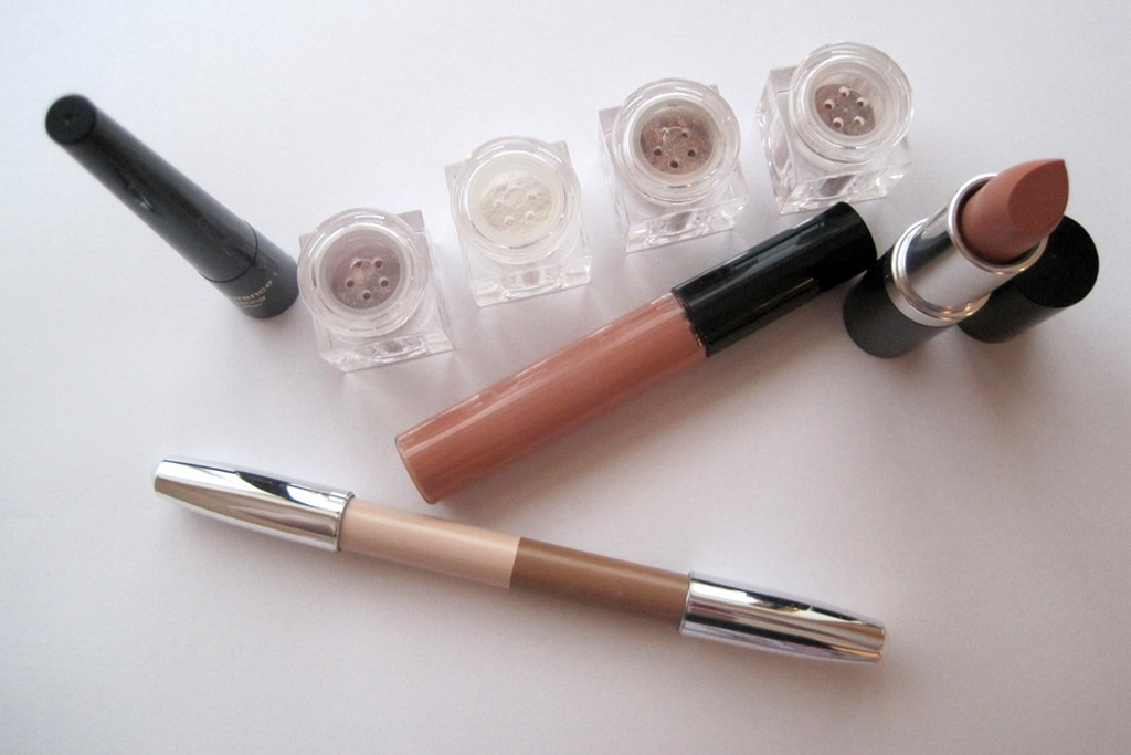 Items from Andrea Warshaw-Wernick's Fabulous cosmetics line.