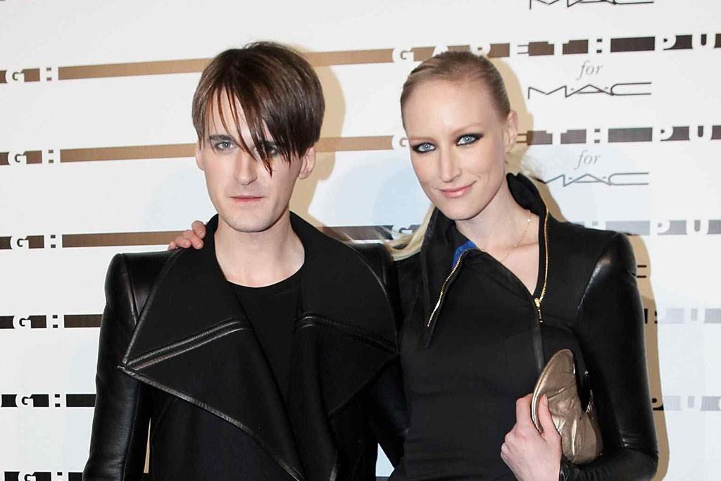 Gareth Pugh and Jade Parfitt