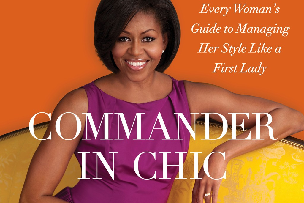 """""""Commander in Chic"""" by Mikki Taylor."""