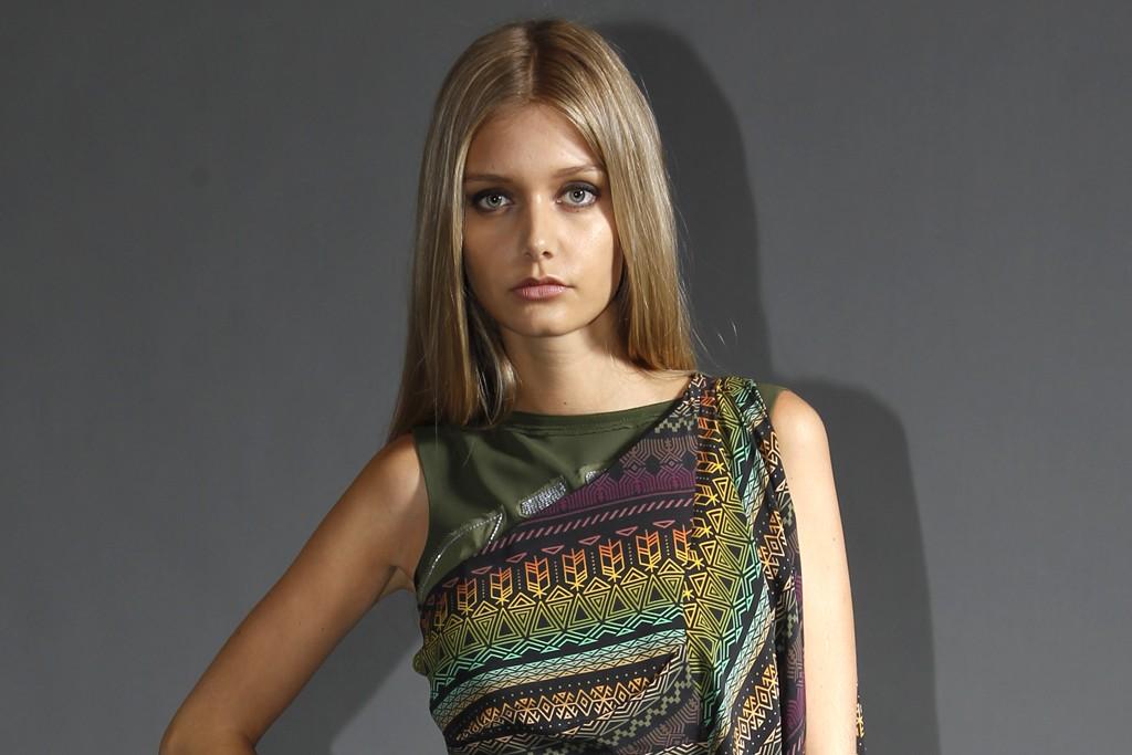 Nicole Miller Artelier Pre-Fall 2012