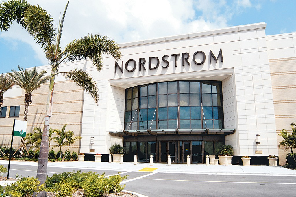 Apparel was one of Nordstrom's strongest categories.