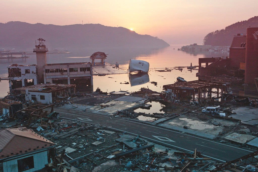 A look at Japan after the tsunami.
