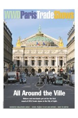 WWD Paris Trade Shows December 2011
