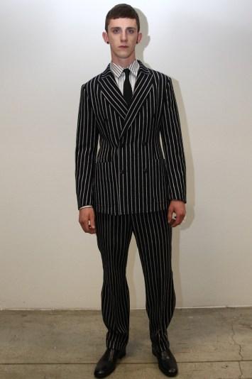 Alexander McQueen Men's RTW Fall 2012