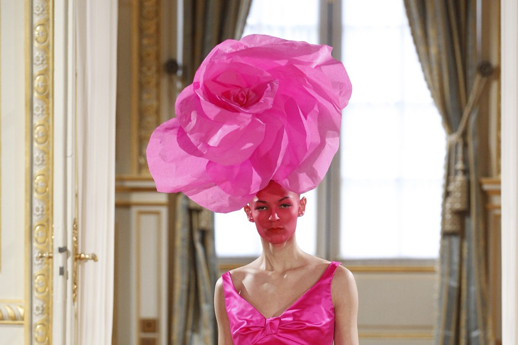 Alexis Mabille Spring Couture 2012