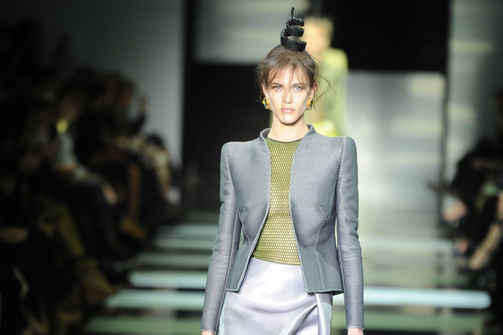 Armani Privé Spring Couture 2012