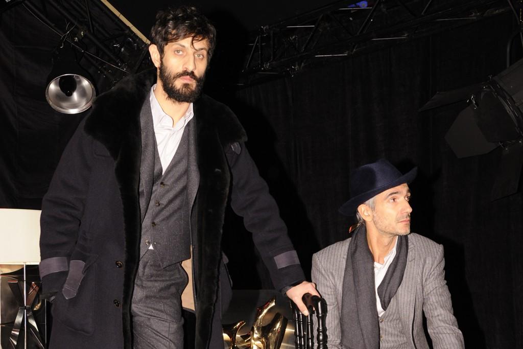 Berluti Men's RTW Fall 2012