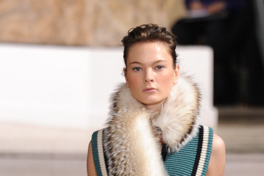 Bouchra Jarrar Spring Couture 2012