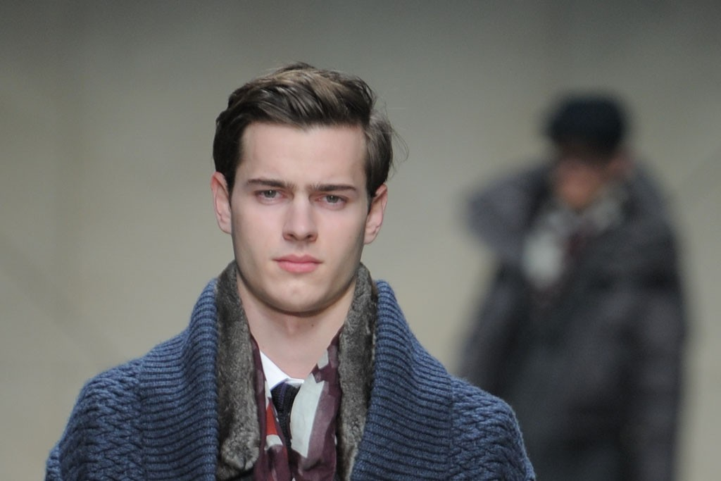 Burberry Prorsum Men's RTW Fall 2012