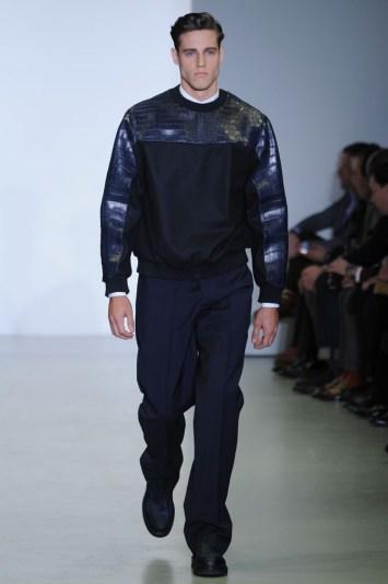 Calvin Klein Men's RTW Fall 2012
