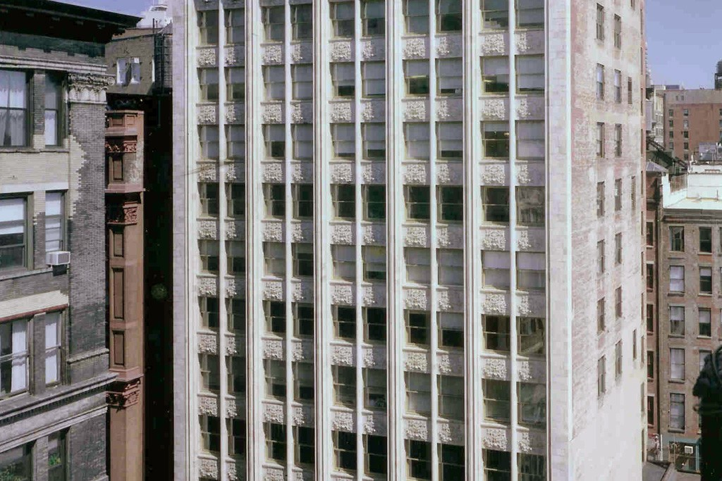 The Bayard-Condict Building.