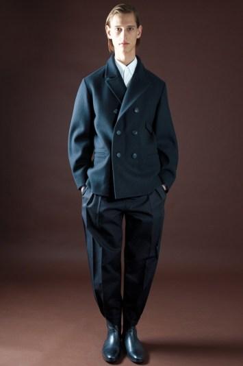 Christophe Lemaire Men's RTW Fall 2012