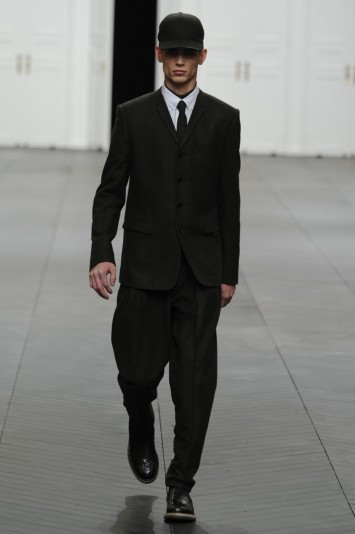Dior Homme RTW Fall 2012