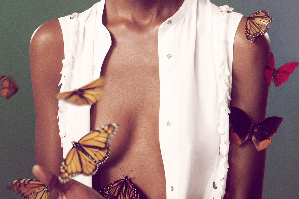 A look at Edun's ad campaign, shot by Ryan McGinley.