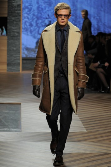 Ermenegildo Zegna Men's RTW Fall 2012