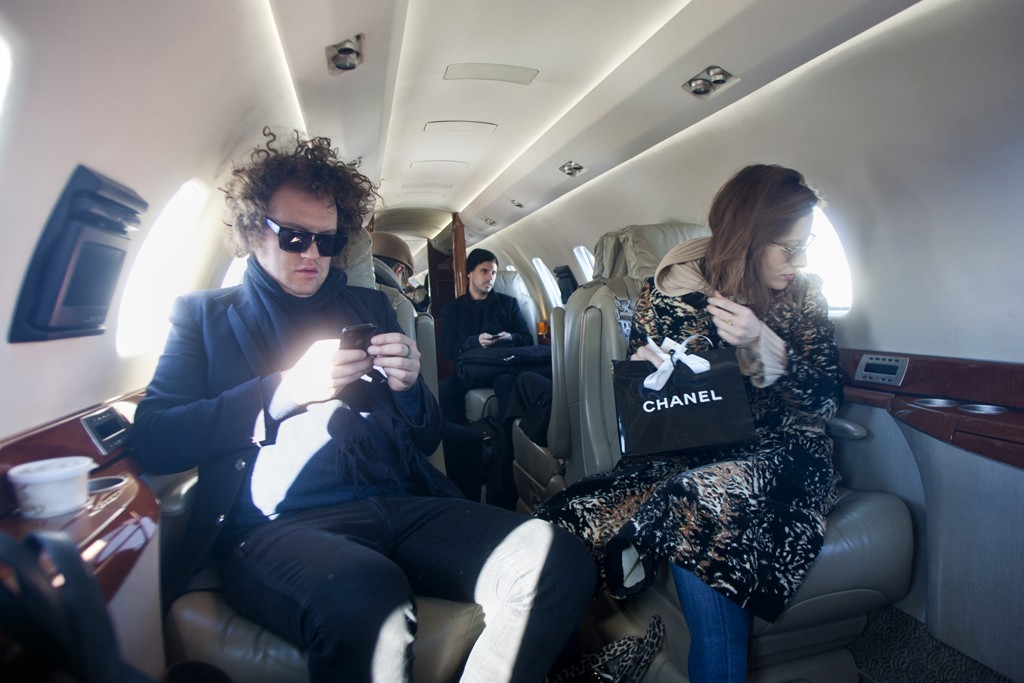 Jonah Freeman and Liz Goldwyn