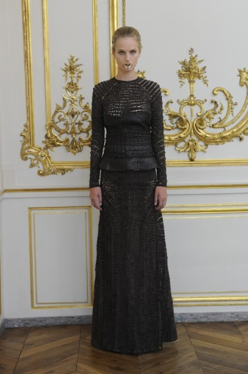 Givenchy Spring Couture 2012