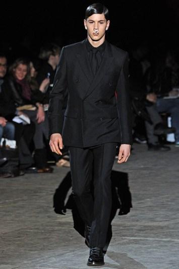 Givenchy Men's RTW Fall 2012